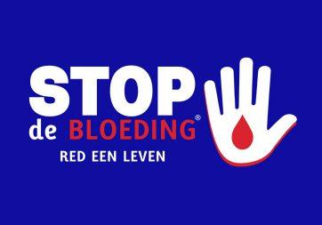 STOP DE BLOEDING – RED EEN LEVEN ®